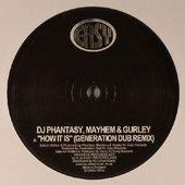 Dj Phantasy, Mayhem & Gurley
