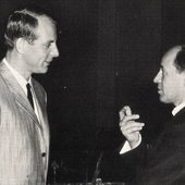 Boulez together with Stockhausen.