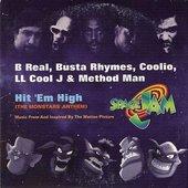 B Real/Busta Rhymes/Coolio/LL Cool J/Method Man