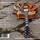 The Ed Barrett Jazz Trio