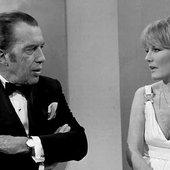 Petula Clark and Ed Sullivan - '67