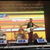 WDR2-Bühne, NRW-Tag, Detmold (27.5.12)