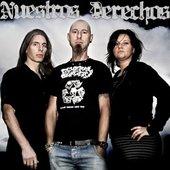 Nuestros Derechos - relentless thrash with some hardcore punk ethics
