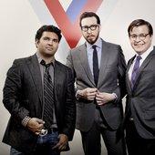 Joshua Topolsky, Nilay Patel, Paul Miller