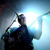 Chris - Webster Hall - NYC (Copyright 2006 Jack Jeffries)