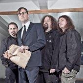 Napalm Death 2012