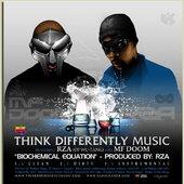 MF Doom, RZA & Think Differently