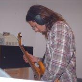 Upside down bass.