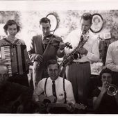 the band (ca. 1950)