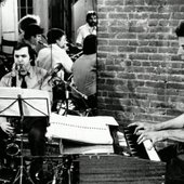 Arthur Russell  with Philip Glass