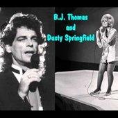 B.J. Thomas and Dusty Springfield
