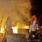 Live in Kiev / 7.04.10 / by Lamiya