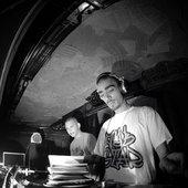 Kromestar @ Diesel club, Hungary