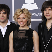 At the 54th Grammy Awards