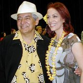 Pete & Sheila Escovedo