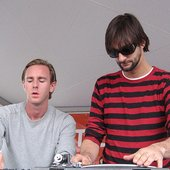 Richie Hawtin and Ricardo Villalobos