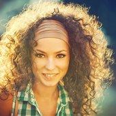 Romanian singer AMI