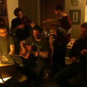 Folk Feast at the Black Smock Inn with Ben Elsey, John Bryden, Paul Frankl and Dan Cox