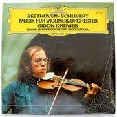 Gidon Kremer, Emil Tchakarov, London Symphony Orchestra