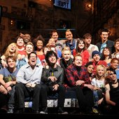 Green Day and the Cast of American Idiot