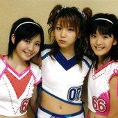 Reina Tanaka, Airi Suzuki & Megumi Murakami