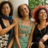 Teresa Cristina, Jussara Silveirta e Rita Ribeiro