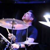 Bryan Taylor on drums