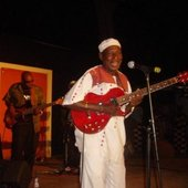 Ebo Taylor and Afrobeat Academy live in Accra, Ghana