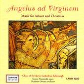 Angelus ad virginem: Angelus ad virginem