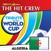 Tribute to the World Cup: Algeria