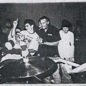 MANDOWN - Demo '96 - Live shot
