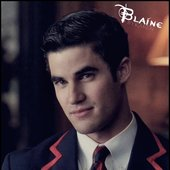 BLAINE-Glee
