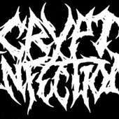 Crypt Infection, logo