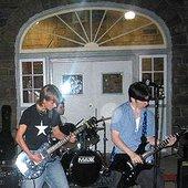 Brandon + Aaron Rocking Out