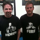 Ben and Geoff