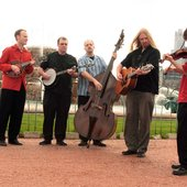 Tangleweed at Buckingham Fountain, Chicago, 2006