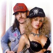 Lemmy Kilmister & Lisa Dominique