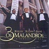 Os 3 Malandros
