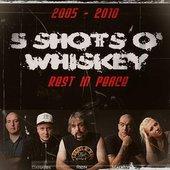 5 Shots O' Whiskey
