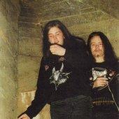 Varg and Euronymous
