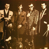 front cover of RIOT ROCKERS 1977 album
