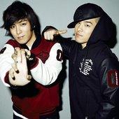 T.O.P & Tae Yang