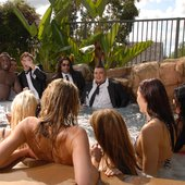 3rd Hot tub time machine with hotties :)