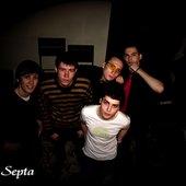 Группа Septa. Город Санкт-Петербург
