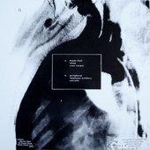 BEG FOR EDEN: Back Cover of 'The Stark Elusive' EP (1989)