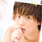 Taisuke -wink up
