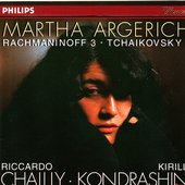 M.Argerich, Chailly, RSO Berlin