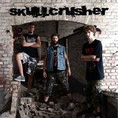 Belgian Old School Death Metal Band Skullcrusher