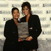 Whitney Houston & CeCe Winans