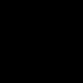 Black '08 Hordasken Logo
